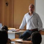 Il professor Fabrizio Zaggia