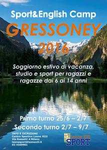 Gressoney 2016