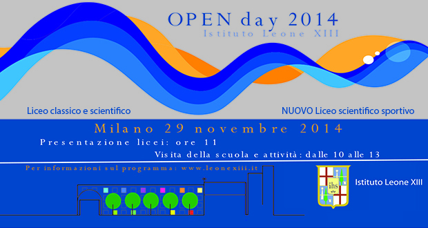 OPENDAY Licei 2014