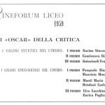 """Mario Monti premiato tra gli """"Oscar della critica cinematografica"""" al Leone"""