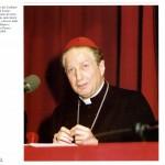 Il Cardinale nell'Auditorium del Leone
