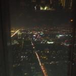 Visione sulla città dall'ottantesimo piano (China World Trade Tower)