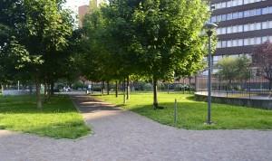 Il giardino che sarà intitolato a Lazzati