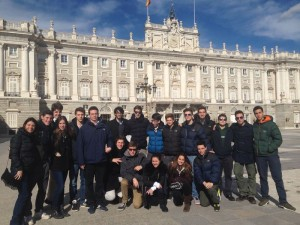Qui Madrid: Palacio Real