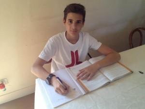 Primo in Lombardia, Alessandro Conti si sta già preparando per la finale del 10 maggio