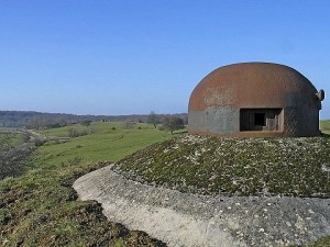 Torretta della linea Maginot