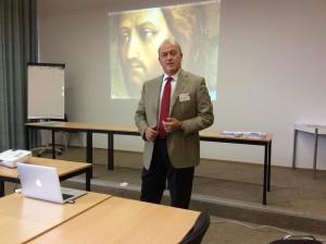 Il seminario del prof. Antonio Bertolotti