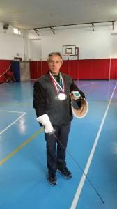Il Maestro d'Armi Pasquale Parisi