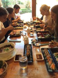 Sushi Ran a Sausalito, California