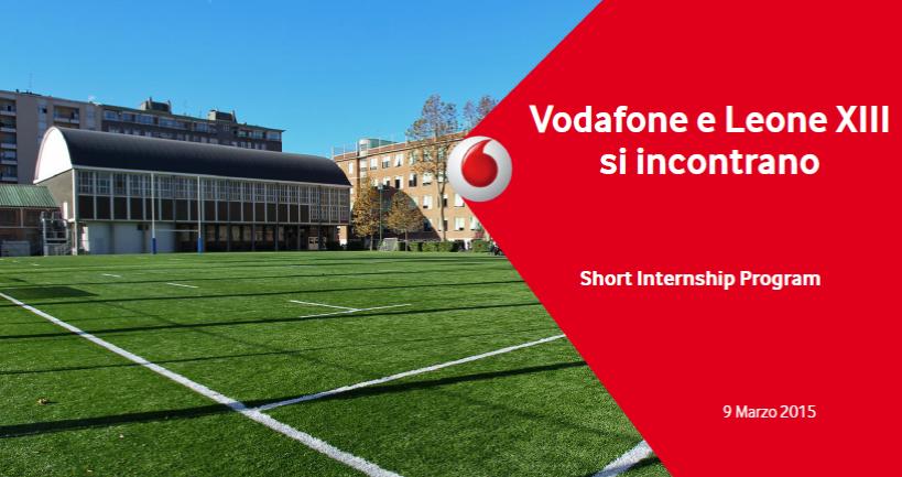Internship Vodafone