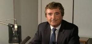Il giornalista Carlo Nesti