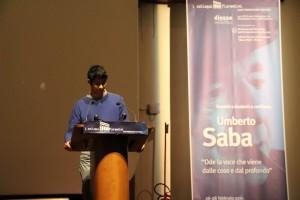 L'intervento in assemblea di Francesco Cruz (V Sc. A)