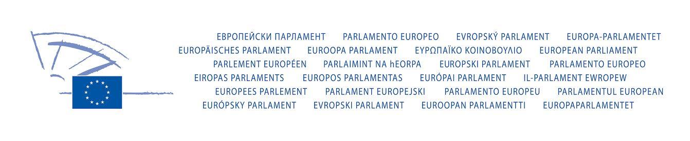 logo parlamento europeo