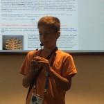 Lorenzo presenta i concorsi