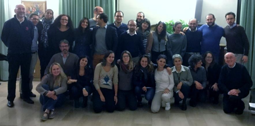 I partecipanti al Propedeutico 2015