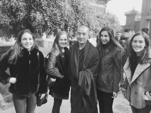 Sofia, Rebecca, Maddalena, Paola