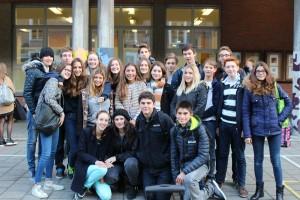 Insieme ai nostri compagni del Belgio