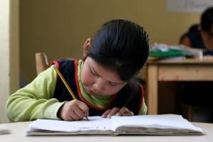 studentessa perù