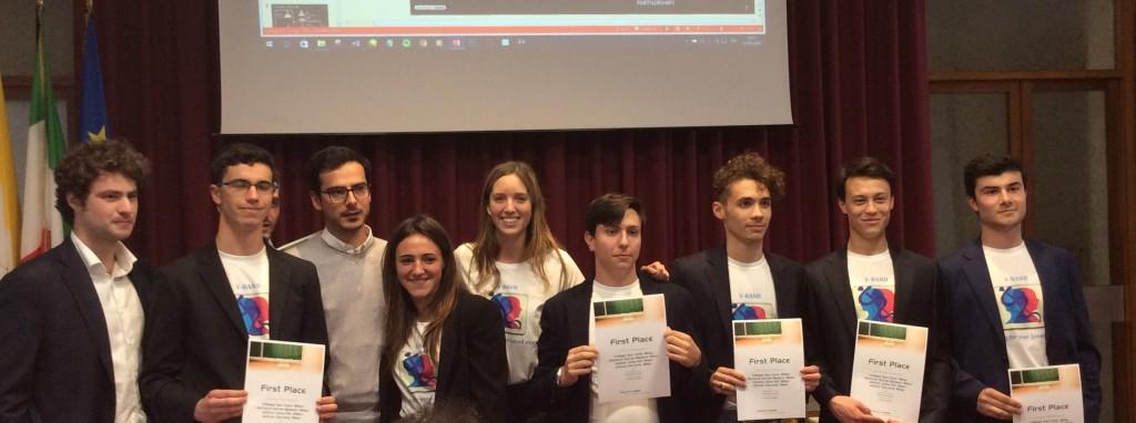vincitori BCG 2016