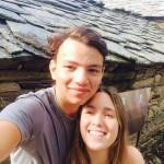 Edoardo e Caroline