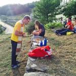 Messa al campo