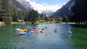 Canoa alpina