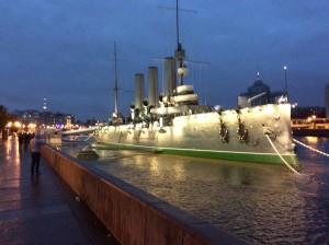 L'incrociatore Aurora