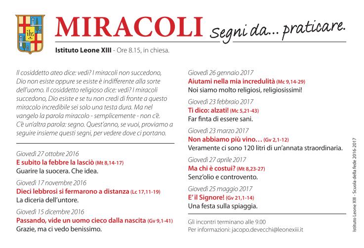 miracoli-programma