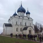 Suzdal, basilica dell'Annunciazione
