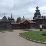 Suzdal ,villaggio in legno