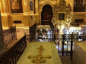 Le tombe dei Romanov