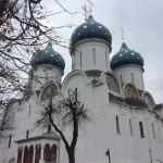 Zagorsk Oblast, basilica del Monastero Maggiore