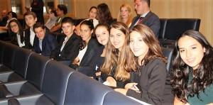 Gli studenti del Leone XIII