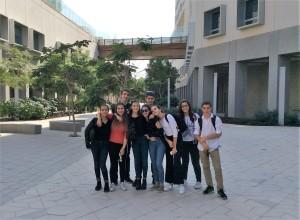 Il campus della NYU ad Abu Dhabi