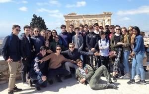 Studenti italiani e inglesi