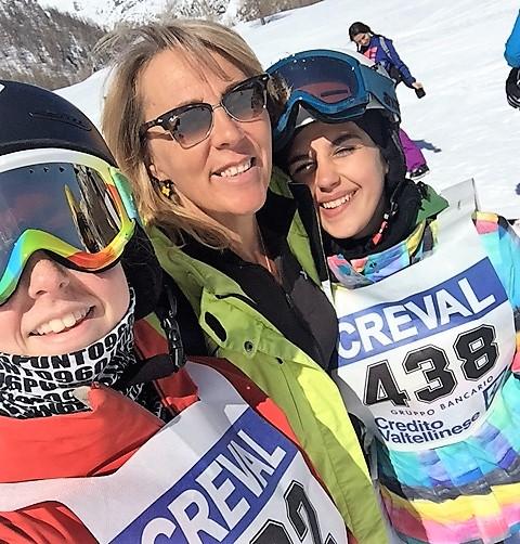 Snowboard Valmalenco