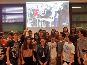 Gemellaggio virtuale con la Loyola High School di Montreal