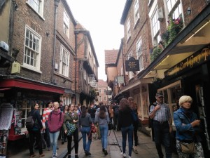 Visita guidata alla città di York
