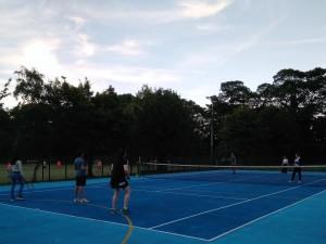 Uniti al tennis