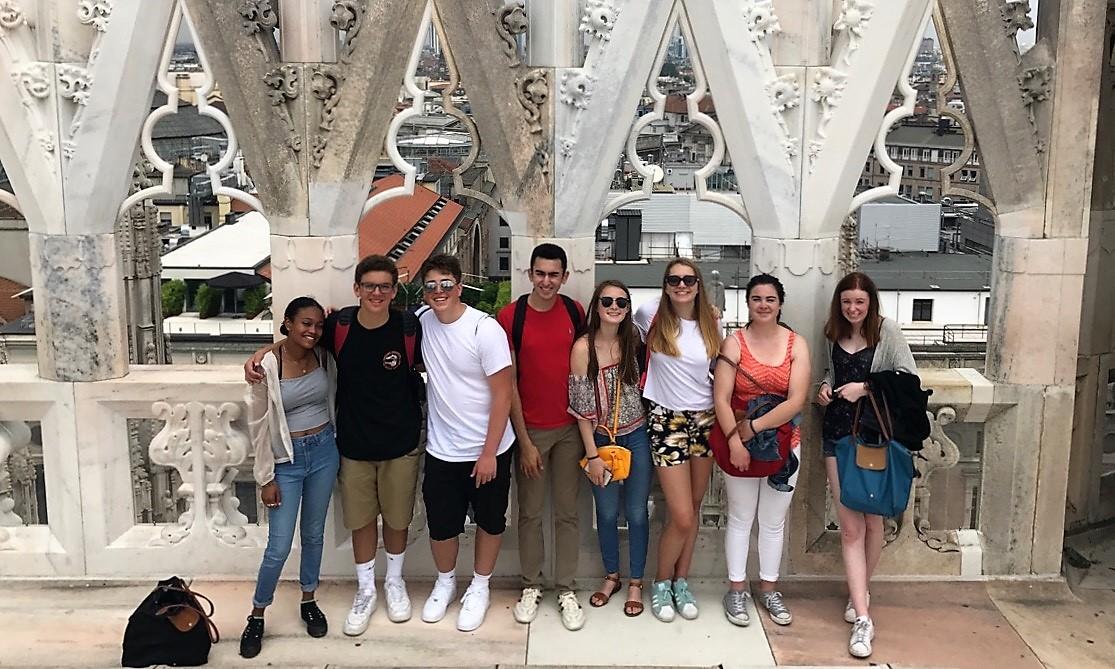 Le terrazze del Duomo di Milano | Leone XIII