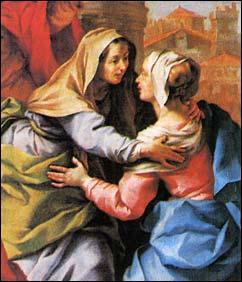 L. Mazzanti, La Visitazione della B.V. Maria