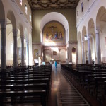 Visit to one of the Leone XIII churches