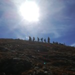 Passeggiata a Gressoney - progetto Accoglienza 2017