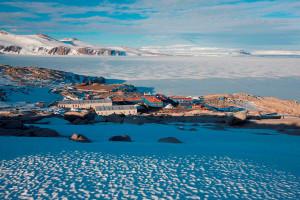 Base italiana Mario Zucchelli in Antartide