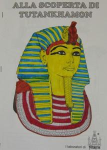 """Alla scoperta di Tutankhamon"""