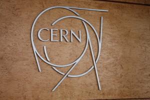 Il logo del CERN